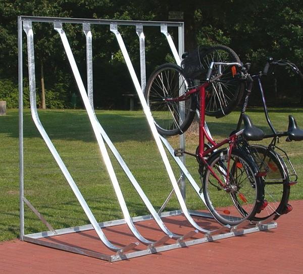 Fahrradständer Tinna - schräghoch