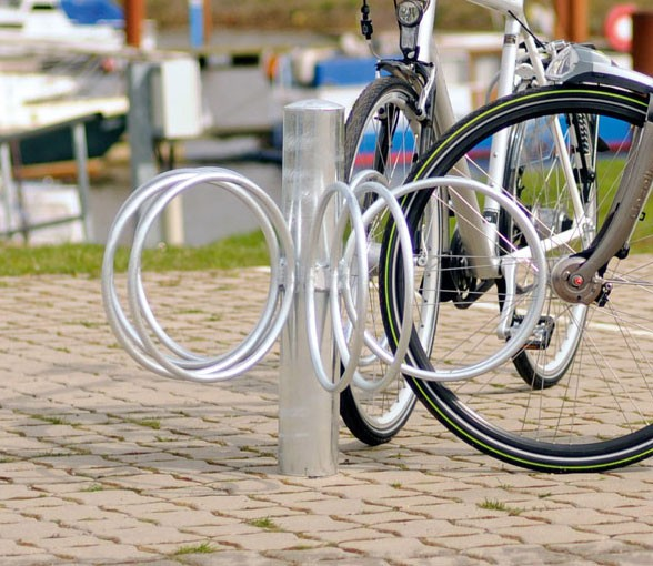 Fahrradständer Flocke