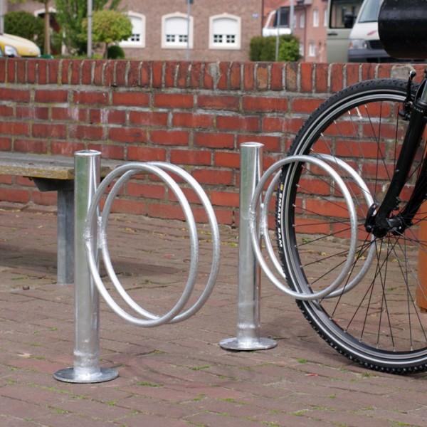 Fahrradständer Askel zum Aufdübeln