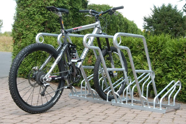Fahrradständer Ohio mit Anlehnbügel